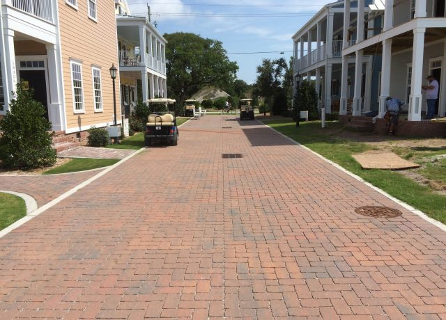 Permeable Pavement Portfolio : beaufort-nc