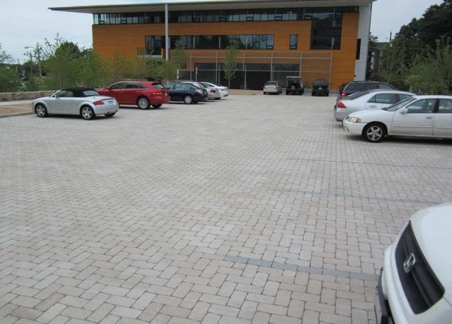 Permeable Pavement Portfolio : aia-nc-chapter-mechanically-installed-permeable-pavers
