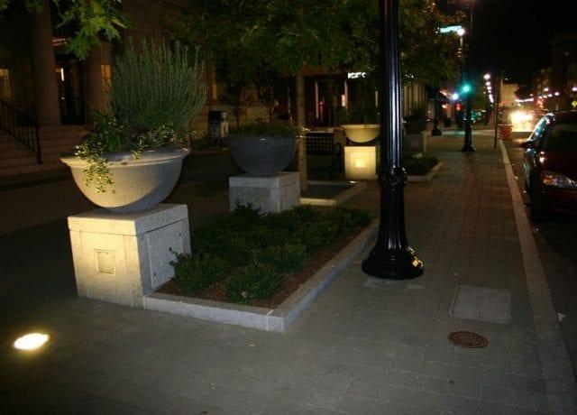 Commercial Portfolio : fayettville-street